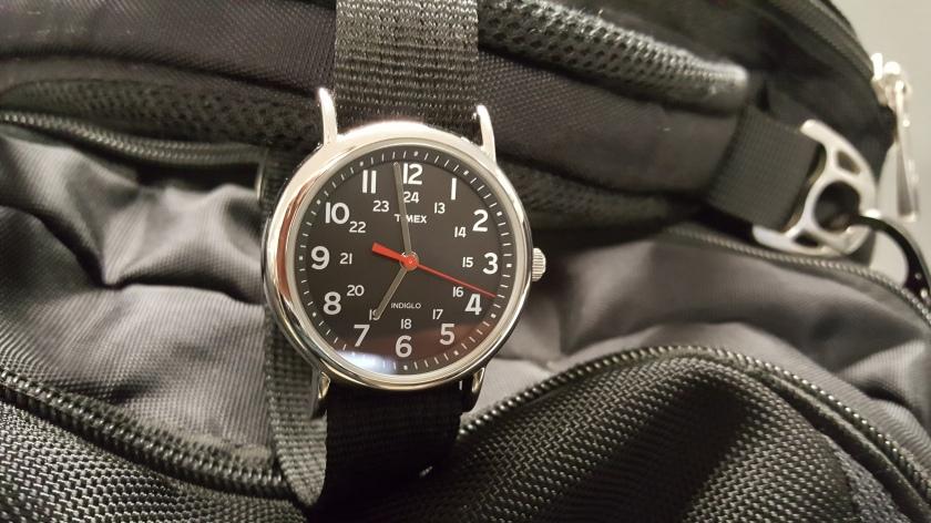 363eca1e1 Review: Timex Weekender Watch – Journeywind Junk