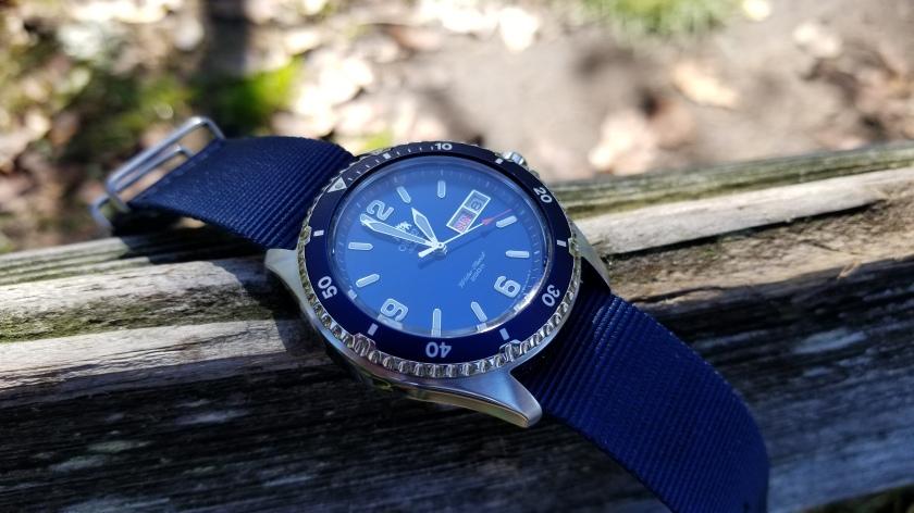 Review: Orient Mako 2 Dive Watch – Journeywind Junk
