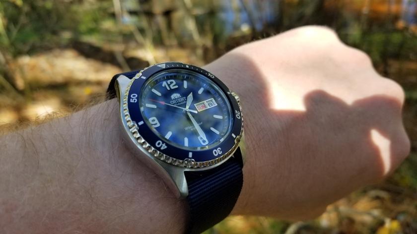Review Orient Mako 2 Dive Watch Journeywind Junk