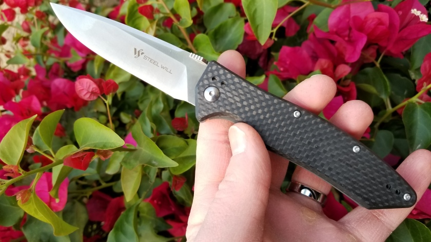 Review: Steel Will Resident F15-91 Knife – Journeywind Junk
